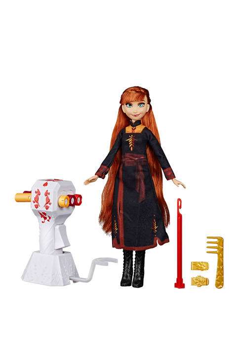 Hasbro Disney Frozen 2 Sister Styles Anna Fashion