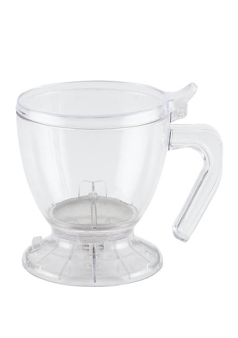 Coffee and Tea Smart Brewer, 19.5 Ounce Plastic