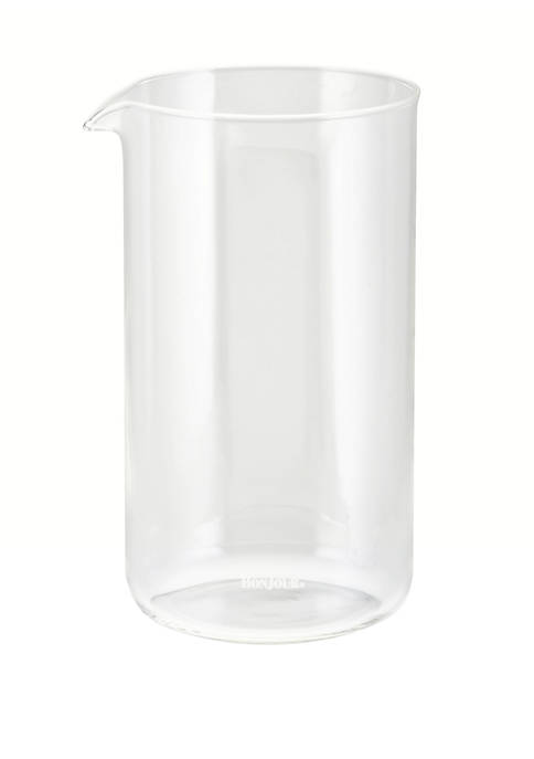 Coffee Universal French Press Replacement Glass Carafe, 33.8 Ounce