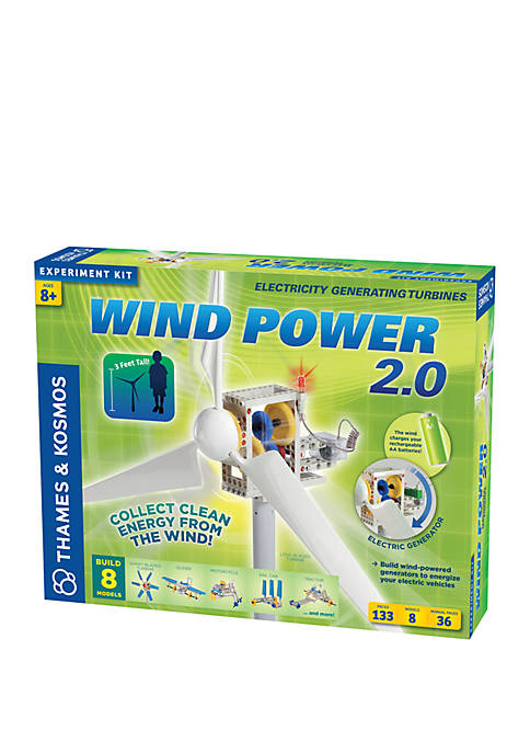 Wind Power 2.0 Science Experiment Kit