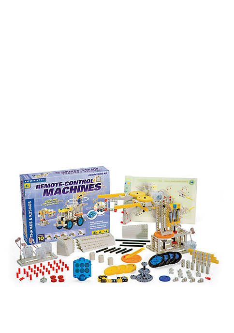 Remote Control Machines Experiment Kit