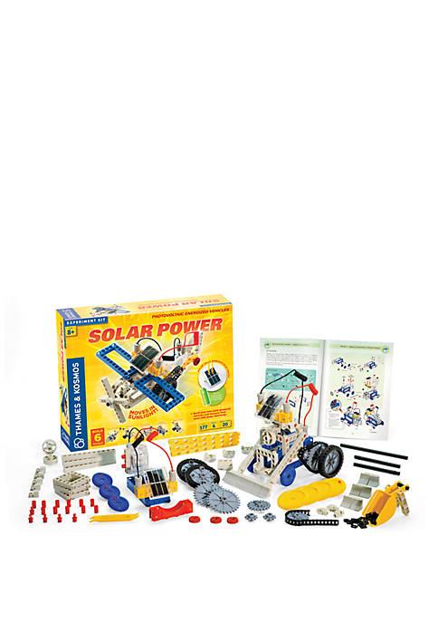 Solar Power Experiment Kit