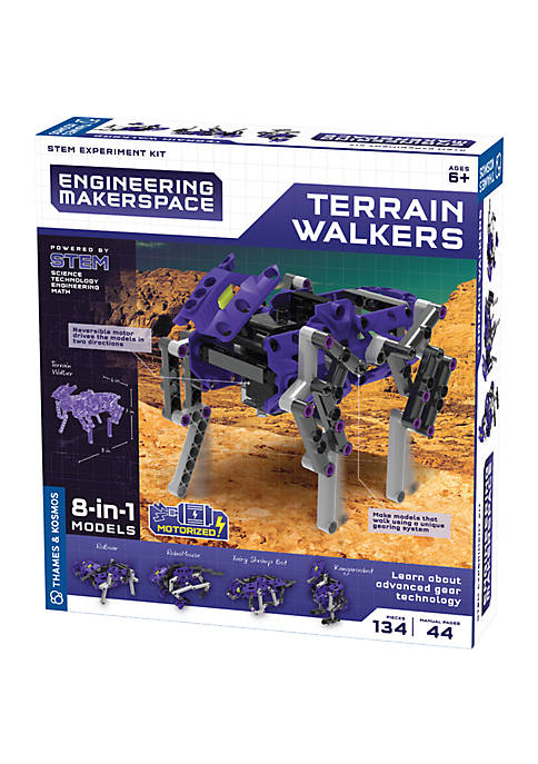 Terrain Walkers Experiment Kit
