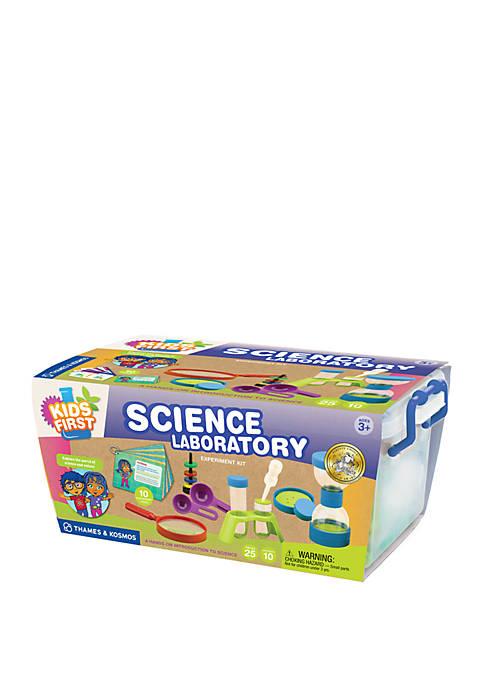 Science Laboratory Experiment Kit