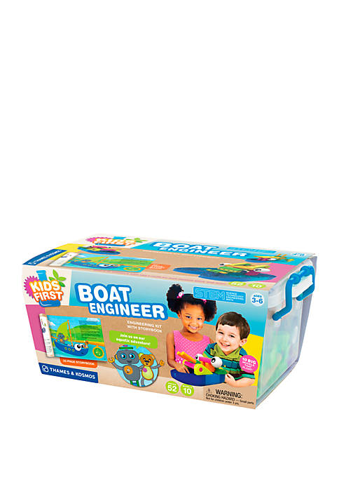 Thames & Kosmos Boat Engineer Kit