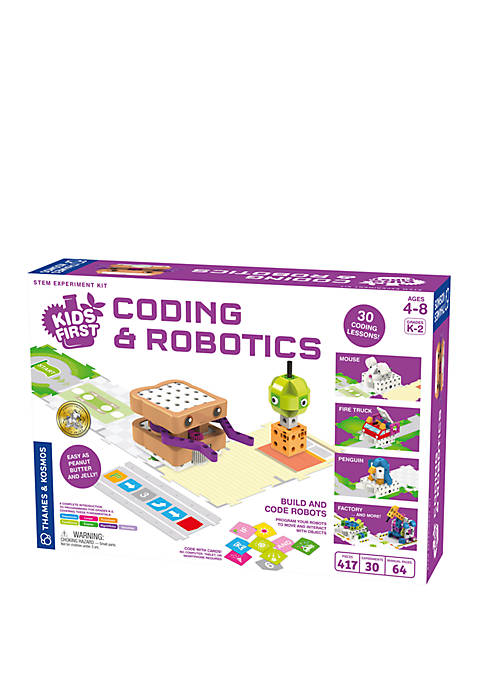 Thames & Kosmos Coding and Robotics Experiment Kit