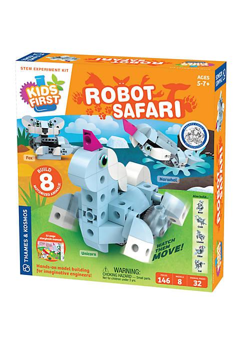 Thames & Kosmos Kids First: Robot Safari Introduction