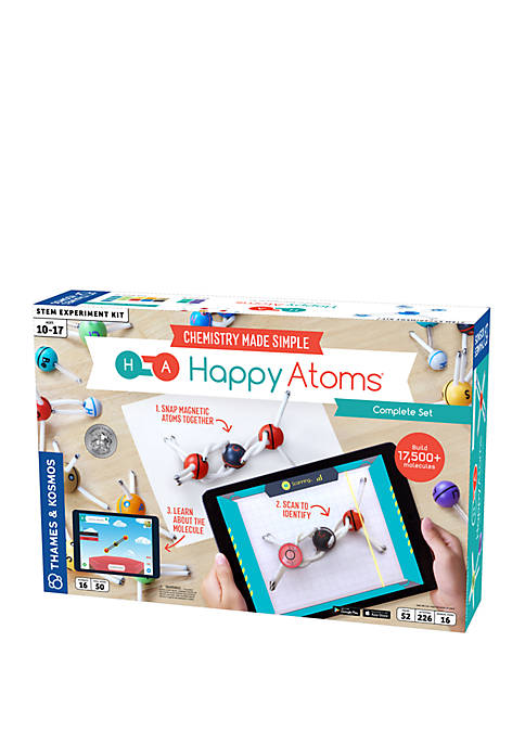 Thames & Kosmos Happy Atoms Complete Set of