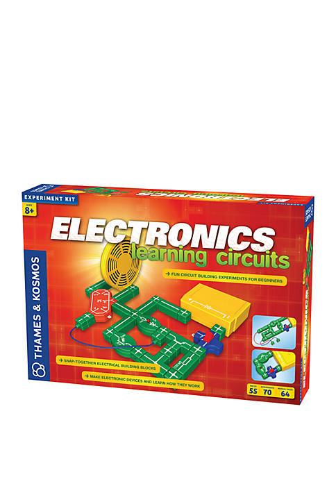 Electronics Learning Circuits Experiment Kit
