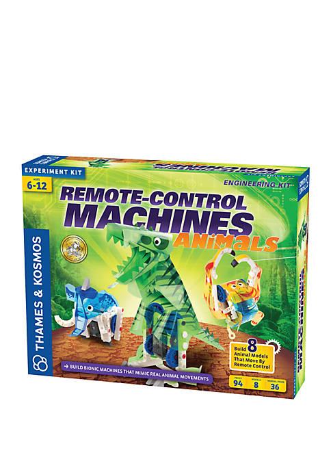 Remote Control Machines Animals Experiment Kit