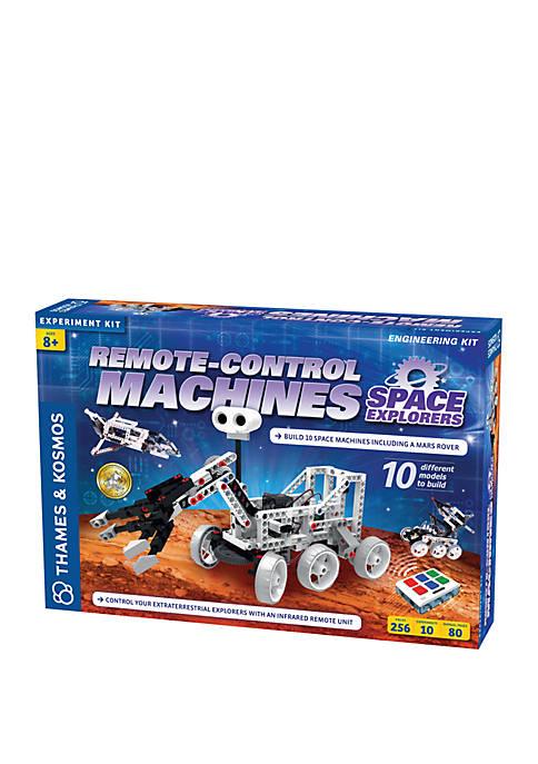 Remote Control Machines Space Explorers Experiment Kit