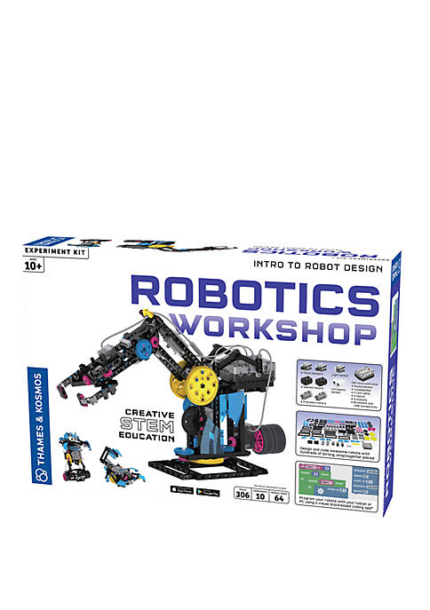 Thames & Kosmos Robotics Workshop Experiment Kit