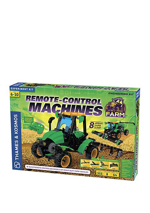 Remote Control Machines Farm Experiment Kit