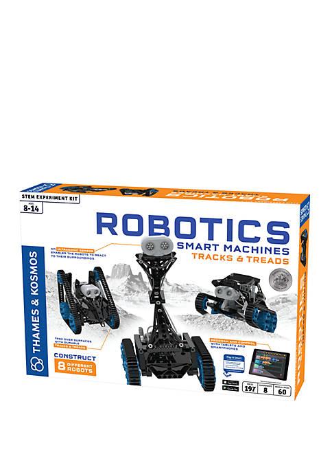 Robotics Smart Machines Tracks and Treads Experiment Kit
