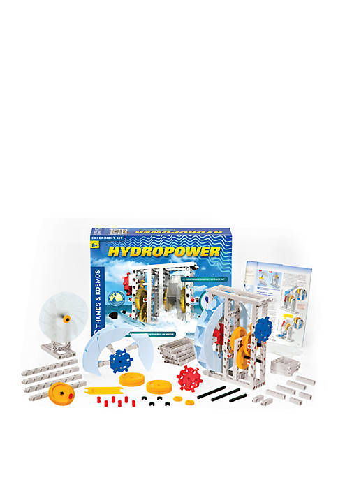 Thames & Kosmos Hydropower Experiment Kit