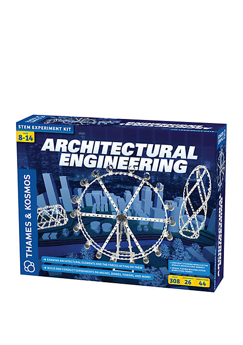 Thames & Kosmos Architectural Engineering Experiment Kit