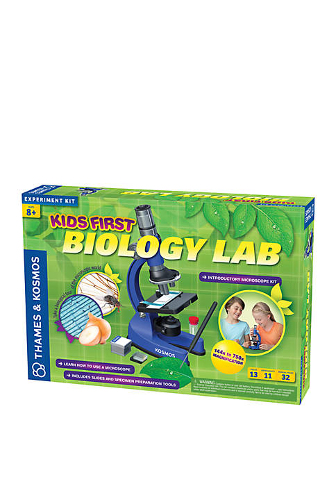 Thames & Kosmos Kids First Biology Lab Experiment