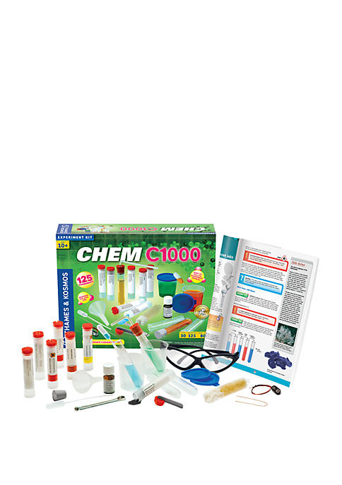 Thames & Kosmos CHEM C1000 Experiment Kit