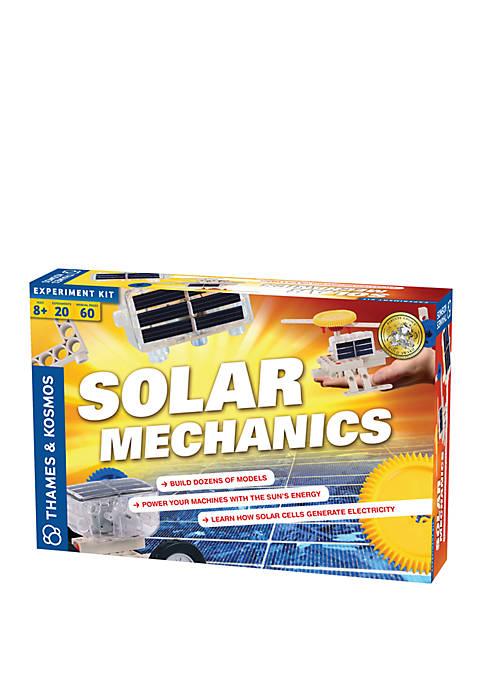 Thames & Kosmos Solar Mechanics Experiment Kit