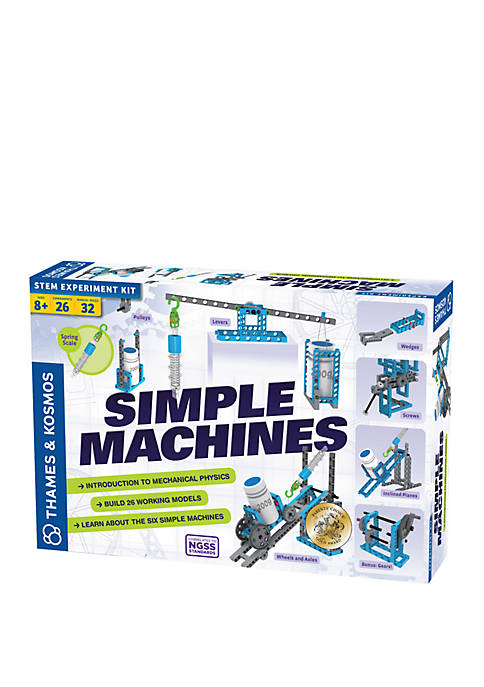 Simple Machines Experiment Kit