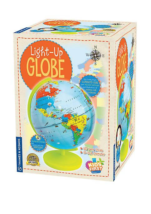 Thames & Kosmos Kids First Light Up Globe