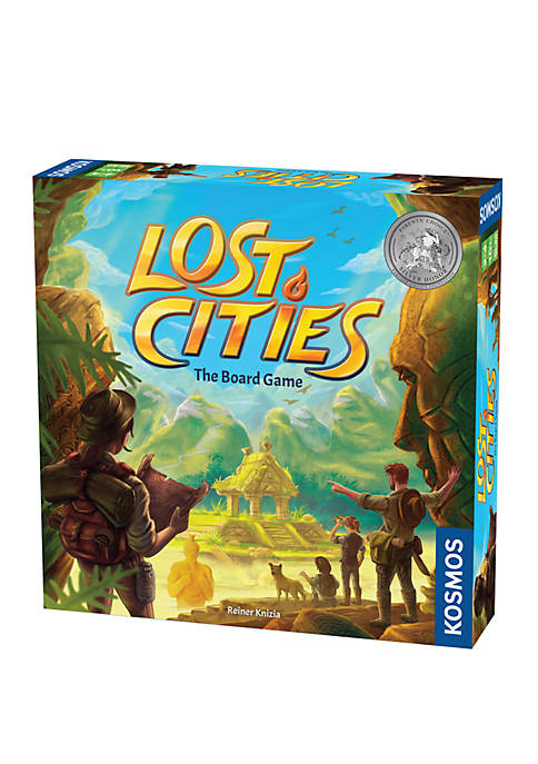 Thames & Kosmos Lost Cities The Board Game