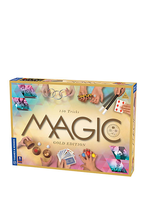 Magic Gold Edition Magic Set