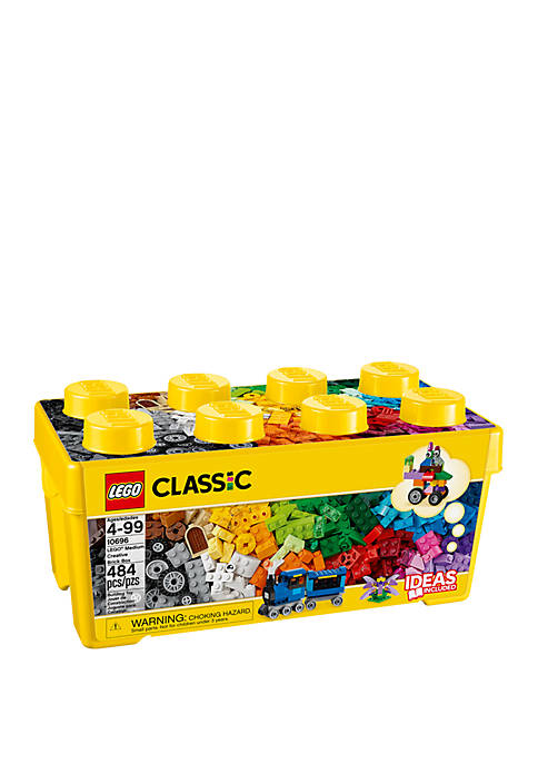 Lego® Medium Creative Brick Box 10696