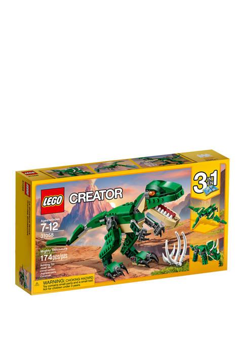 Lego® Creator 31058 Mighty Dinosaurs