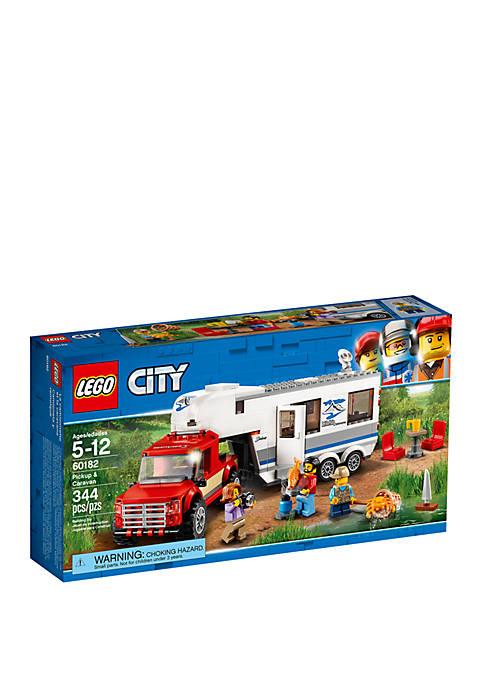 City Pickup and Caravan 60182