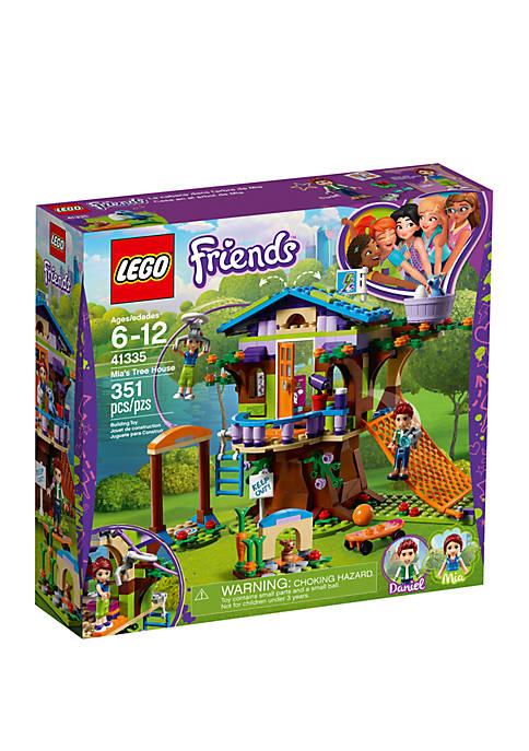 Lego® Friends Mias Tree House 41335