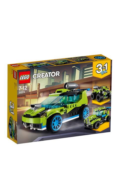 Lego® Creator Rocket Rally Car 31074