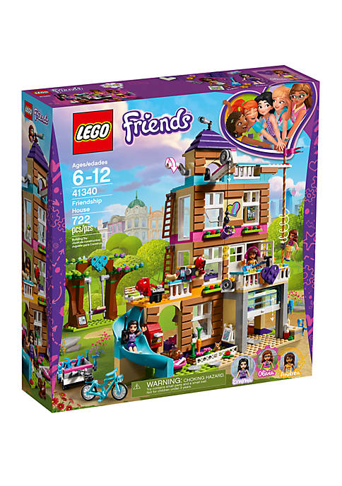 Lego® Friends Friendship House 41340
