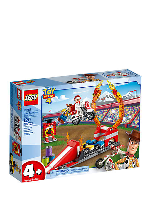 Lego® Toy Story Duke Cabooms Stunt Show 10767