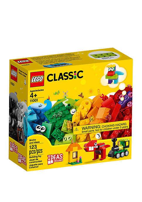 Lego® Classic Bricks and Ideas 11001