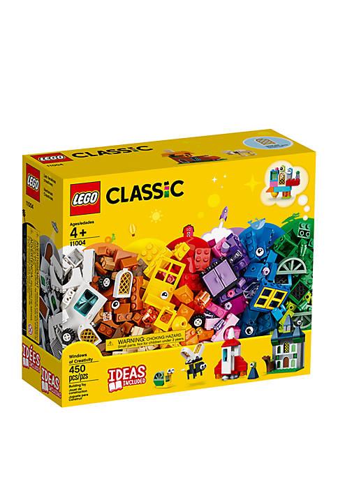 Lego® Classic Windows of Creativity 11004