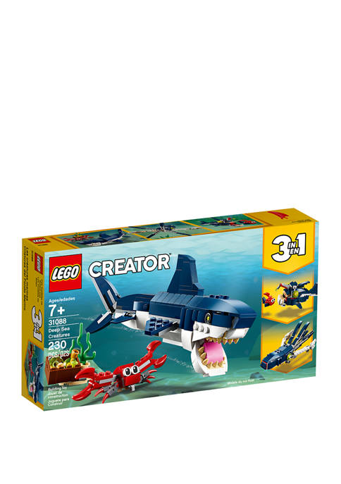Lego® Creator 31088 Deep Sea Creatures