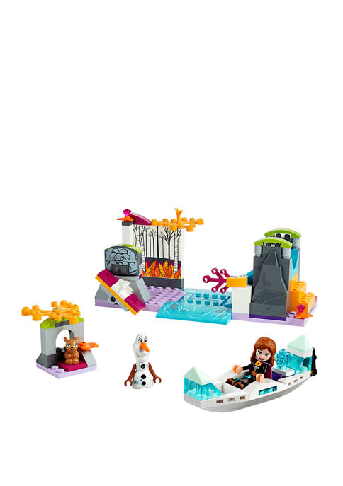 Lego® Frozen II Annas Canoe Expedition