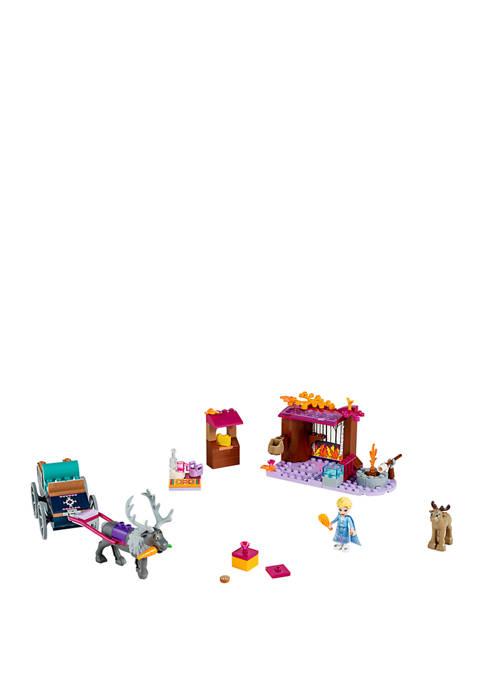Lego® Disney Frozen II Elsas Wagon Adventure