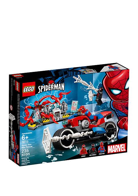 Super Heroes Spider-Man Bike Rescue 76113