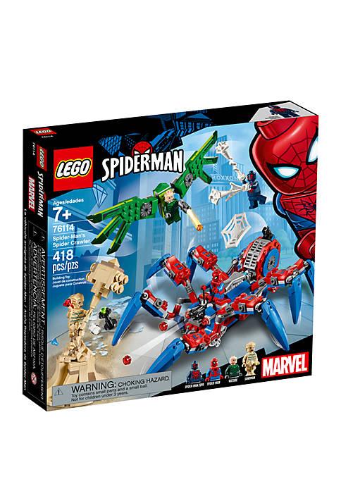 Lego® Super Heroes Spider Mans Spider Crawler 76114