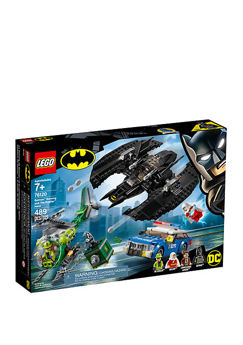 Lego® Super Heroes Batman™ Batwing and The Riddler™