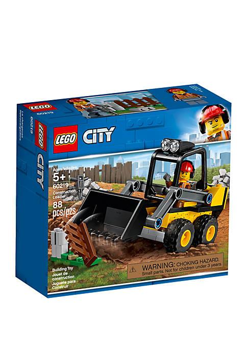 City Construction Loader 60219