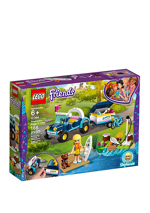 Lego® Friends Stephanies Buggy & Trailer 41364