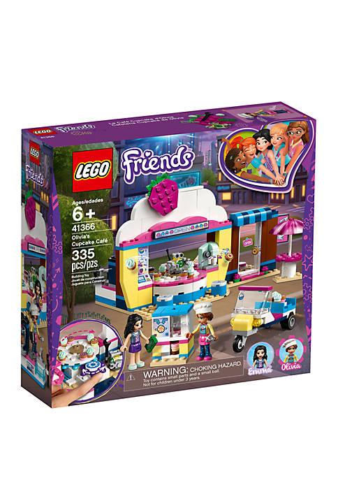 Lego® Friends Olivias Cupcake Café 41366