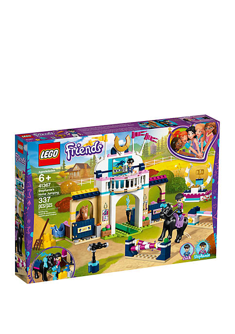 Lego® Friends Stephanies Horse Jumping 41367