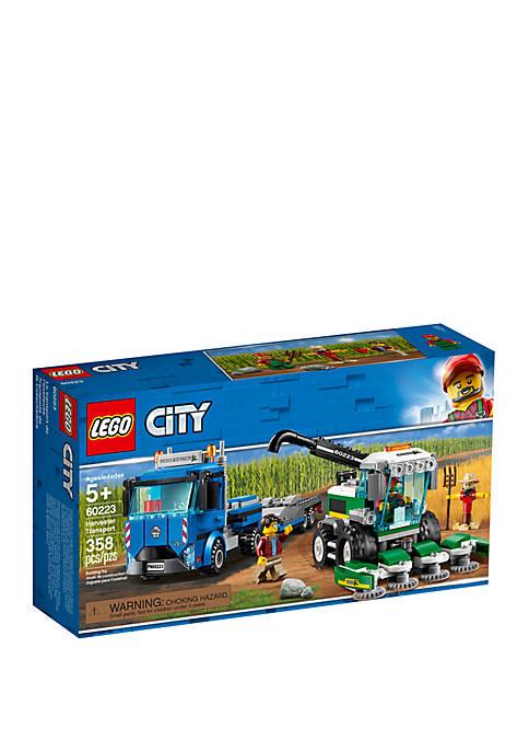 Lego® City Harvester Transport 60223
