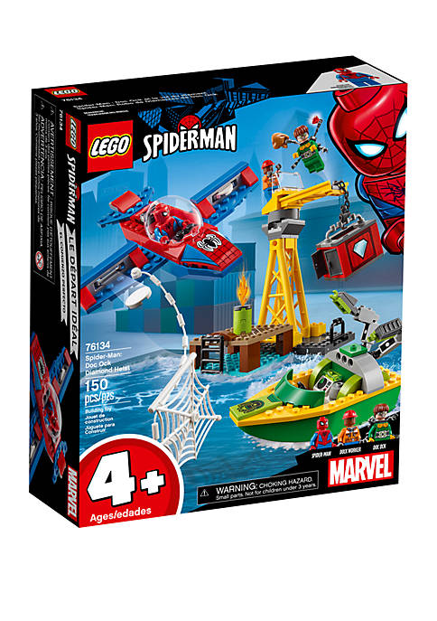 Lego® Super Heroes Spider-Man: Doc Ock Diamond Heist