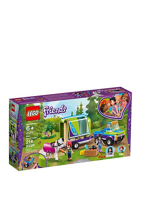 Lego® Friends Mias Horse Trailer 41371