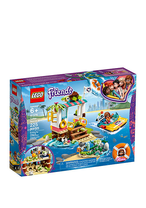 Lego® Friends Turtles Rescue Mission 41376